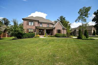 Ooltewah Single Family Home For Sale: 8659 Rambling Rose Drive