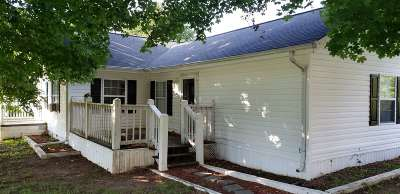 Single Family Home For Sale: 120 Mississippi Ave