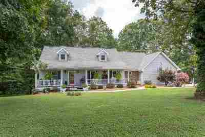 Athens Single Family Home For Sale: 295 County Road 550