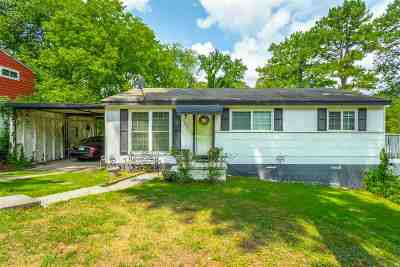 Single Family Home Contingent: 1807 Parkway Dr