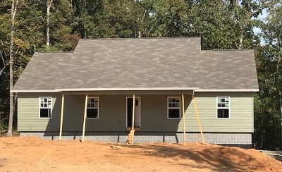 Etowah TN Single Family Home Contingent: $184,000