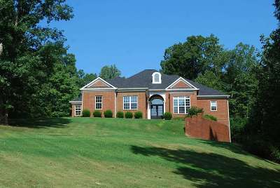 Charleston Single Family Home For Sale: 363 Mowery Circle NW