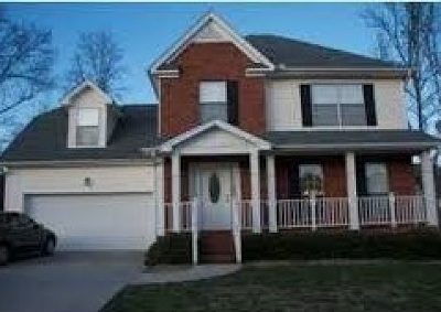 Single Family Home For Sale: 8323 Stillwater