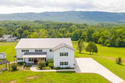 Benton Single Family Home For Sale: 115 Creekside Farms Road