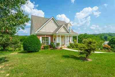 Cleveland Single Family Home For Sale: 210 Fernwood Drive NE
