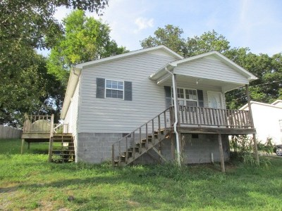 Athens Single Family Home Contingent: 120 Oak Street