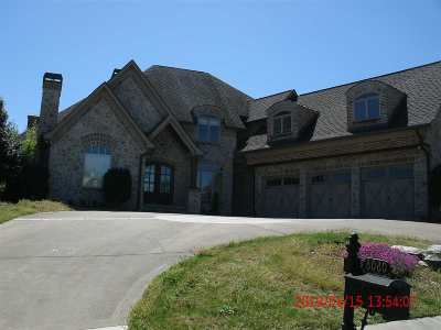 Single Family Home For Sale: 8080 Chinkapin Ct.
