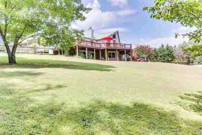 Charleston Single Family Home Contingent: 3160 Chatata Valley Road NE
