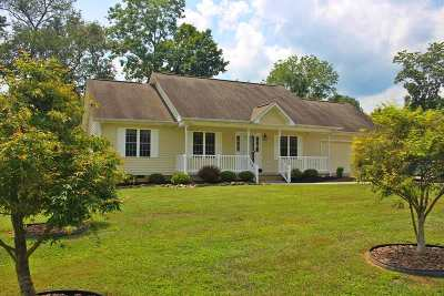 Single Family Home For Sale: 145 Mountain Breeze