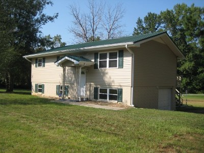 Single Family Home For Sale: 823 Old Federal Rd