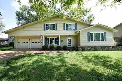 Cleveland Single Family Home Contingent: 2347 Interlackin Circle NW