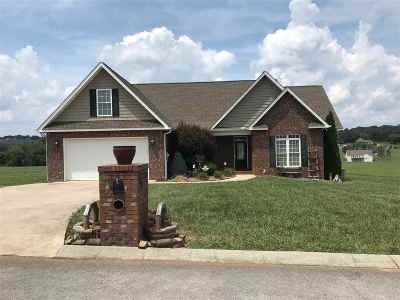 Madisonville Single Family Home For Sale: 189 Old Hickory Circle