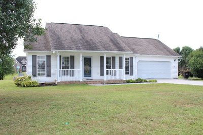 Madisonville Single Family Home For Sale: 213 Wind Chase Drive