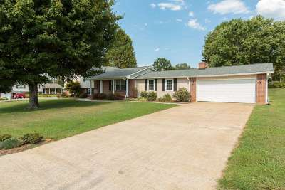 Etowah TN Single Family Home For Sale: $195,000
