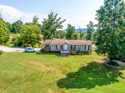Spring City Single Family Home For Sale: 207 Chevy Lane