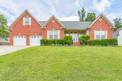 Soddy Daisy Single Family Home For Sale: 1549 Leighton Drive