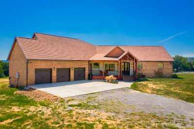 Decatur Single Family Home Contingent: 1211 Butterfly Cove Trl
