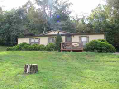 Single Family Home For Sale: 425 County Road 500