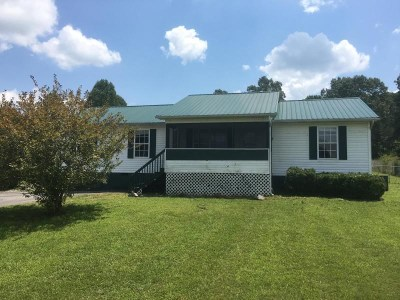 Single Family Home For Sale: 2240 Old Federal Rd