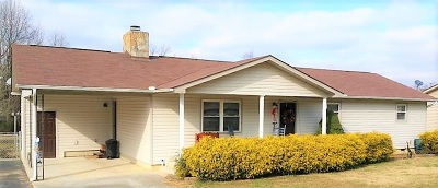 Spring City Single Family Home For Sale: 177 Mandee Ln