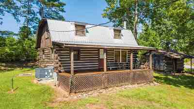 Madisonville Single Family Home For Sale: 203 Lindsey Cemetery