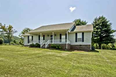 Niota Single Family Home Contingent: 458 County Road 279