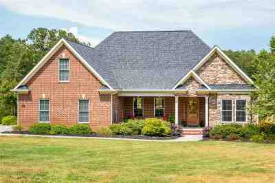 Cleveland Single Family Home For Sale: 299 Keystone Dr