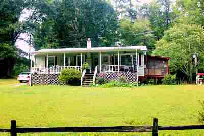 Tellico Plains Single Family Home For Sale: 133 Chester Kelley Road