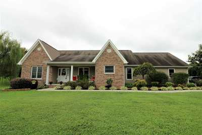 Niota Single Family Home Contingent: 164 County Road 327