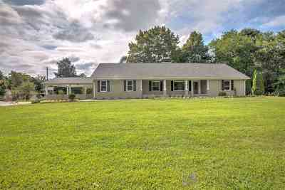 Cleveland Single Family Home For Sale: 301 Georgetown Rd NW