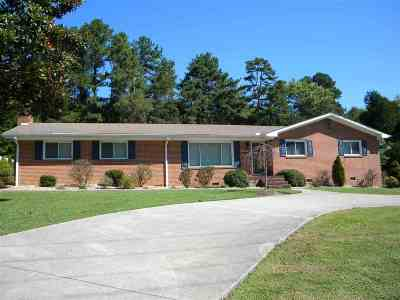 Athens Single Family Home For Sale: 1406 Crestway Drive