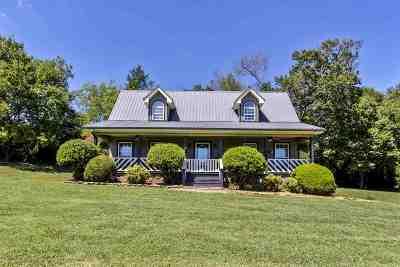 Niota Single Family Home For Sale: 714 Union McMinn Road
