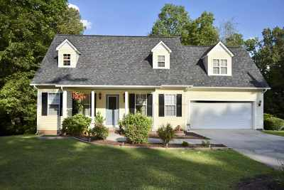 Charleston Single Family Home For Sale: 401 Maple Crest Circle