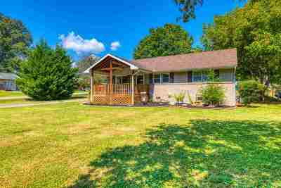 Athens Single Family Home For Sale: 1100 Coosa St
