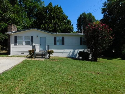 Etowah TN Single Family Home For Sale: $115,000