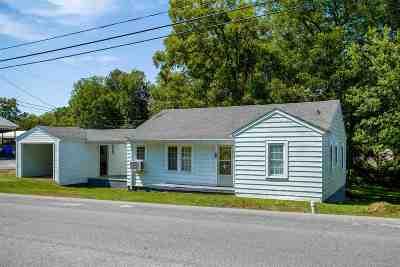 Englewood Single Family Home For Sale: 103 N Niota Road