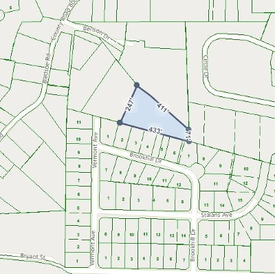 Etowah Residential Lots & Land For Sale: Vermont Avenue