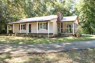 Madisonville Single Family Home Contingent: 118 Henderson Dr
