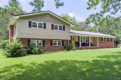 Decatur Single Family Home For Sale: 9105 State Highway S