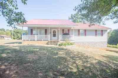 Riceville Single Family Home For Sale: 361 County Road 756