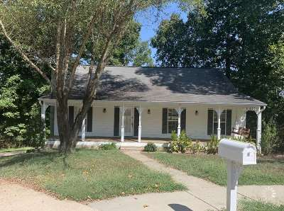 Charleston Single Family Home Contingent: 121 Sugar Maple Court NW
