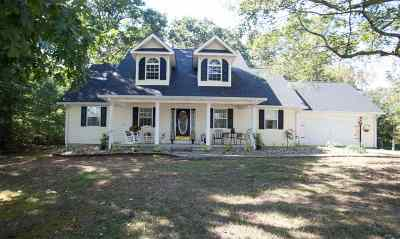 Madisonville Single Family Home For Sale: 282 Old Athens Road