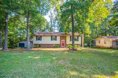 Single Family Home For Sale: 4717 Pebble Brook Circle