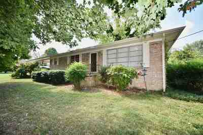 Athens Single Family Home For Sale: 308 Guthrie Road