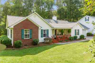 Single Family Home For Sale: 540 Mitchell Road SE