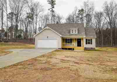 Etowah Single Family Home For Sale: 137 County Road 786