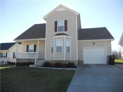 Single Family Home Sold-Short Sale : 3418 Fox Meadow Way