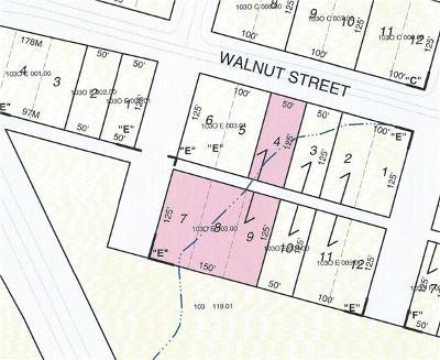 Residential Lots & Land For Sale: West Walnut Street