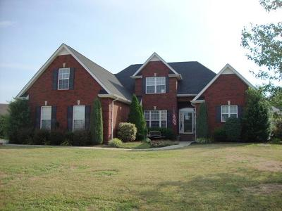Murfreesboro Rental Under Contract - Not Showing: 107 Steelson Way