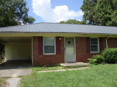 Rutherford County Rental Under Contract - Not Showing: 1708 Minerva